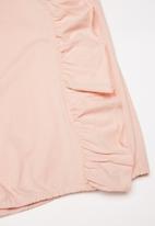 POP CANDY - Ruffle blouse - pink