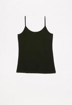 POP CANDY - Girls tank top - black