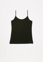 POP CANDY - Girls tank top - black