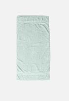 Club Classique - Grace bath towel - duck egg