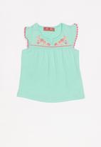 POP CANDY - Infant t-shirt -green