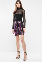 Noisy May - Tilda short skirt - multi