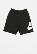 Nike - Nike ya ft alumni shorts - black