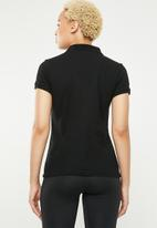 adidas Performance - Ladies plain tee - black