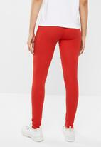KAPPA - Authetic zimut track pant - red