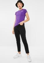 KAPPA - 222 Banda women short sleeved tee - purple