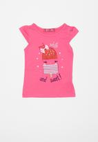 POP CANDY - Pg T-shirt - pink