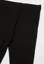 POP CANDY - Girls leggings - black
