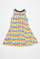 POP CANDY - Girls patterned sleeveless dress - multi