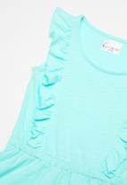 POP CANDY - Girls dress - blue