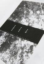 Rebel Republic - Printed vest - white