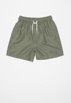 POP CANDY - Quick dry shorts - khaki green