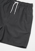 POP CANDY - Boys swimshort - dark grey