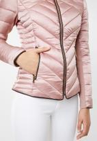 Sissy Boy - Short puffer jacket - pink