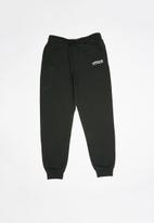 adidas Originals - Kaval pants - black & white