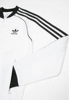 adidas Originals - Superstar top - white & black