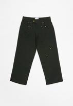 POP CANDY - Girls cargo pants - black