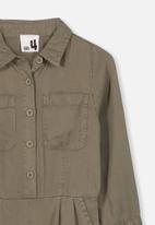 Cotton On - Gizelle boiler suit - khaki