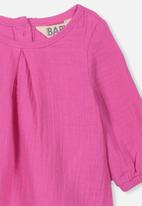 Cotton On - Lila long sleeve top - pink