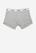 Cotton On - Boys trunk - grey