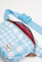 Herschel Supply Co. - Fifteen hip pack - blue & white