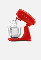 smeg - Retro kitchen machine - red