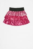 POP CANDY - Girls sequin skirt - pink