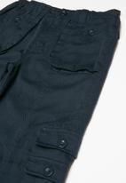 POP CANDY - Boys cargo pants - navy