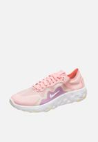 Nike - Renew Lucent - bleached coral/white-hyper violet