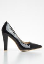 Footwork - Court heel - black