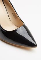 Footwork - Court heel - black
