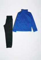 Nike - B nsw trk suit poly nike - blue & black