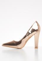Footwork - Court heel - rose gold