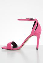 ONLY - Aila heeled sandal - pink