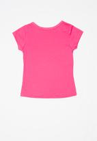 POP CANDY - Girls graphic printed tee - pink