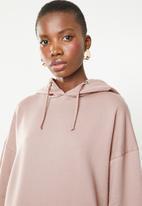 Superbalist - Oversized hoodie - pink