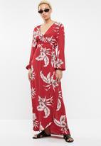 Billabong  - Kauai maxi dress - multi
