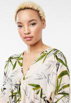 O'Neill - Seafolly dress - neutral & green