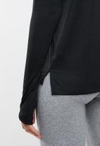 Nike - Nike pacer top - black