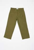 POP CANDY - Girls cargo pants - green
