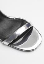 Superbalist - Ruby heel - silver