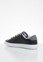 Tommy Hilfiger - Classic leather sneaker - black