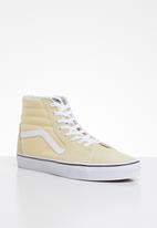 Vans - SK8-Hi - vanilla custard & true white