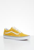 Vans - Old Skool - yolk yellow & true white