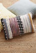 Sixth Floor - Adele woven cushion cover - multi