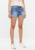 GUESS - Turn up short - blue