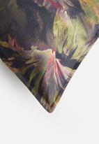 Hertex Fabrics - Kurrajong cushion cover - forest