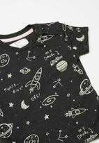 POP CANDY - Baby boys T-shirt - black