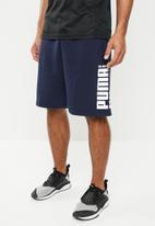 PUMA - Rebel bold shorts - navy