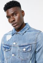Jack & Jones - Alvin jacket - blue